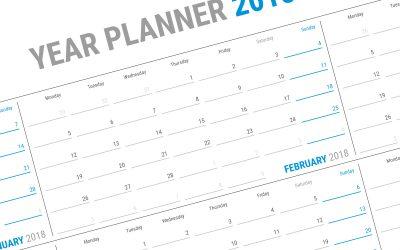 Calendario Corsi M2 2018